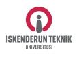 İskenderun Teknik Üniversitesi (İSTE)